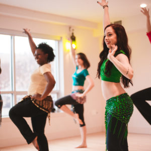Urban-Belly Dance Fusion [S]