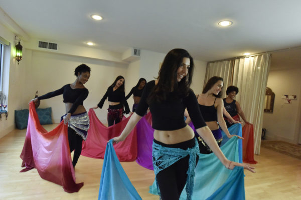 Belly Dance Cardio [S]