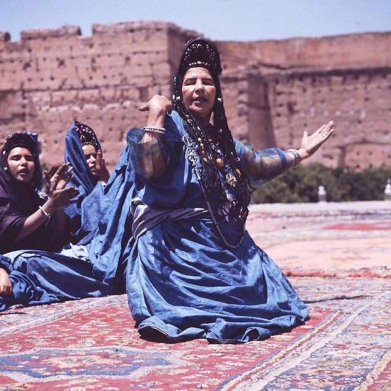 Intro to North African Dance