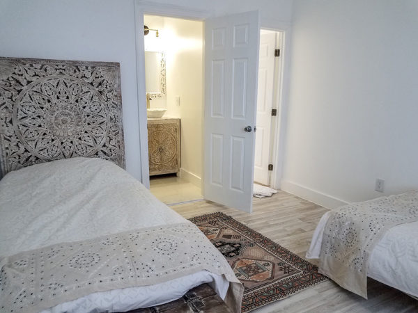 Double Room with Private Bath (Room 1)