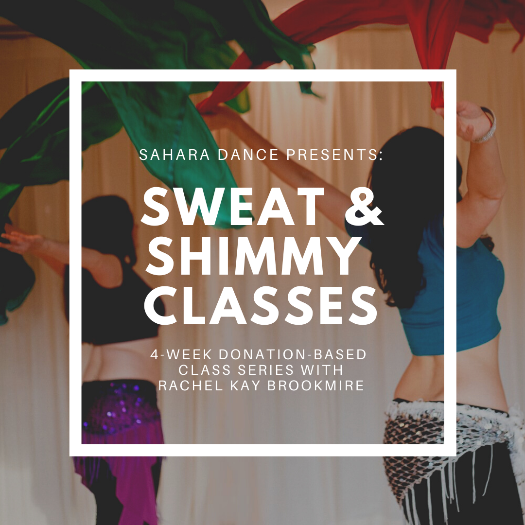 Sweat & Shimmy (6-week Series)